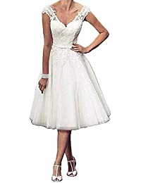 Suchergebnis Auf Amazon De Fur Brautkleider Kurz Bekleidung