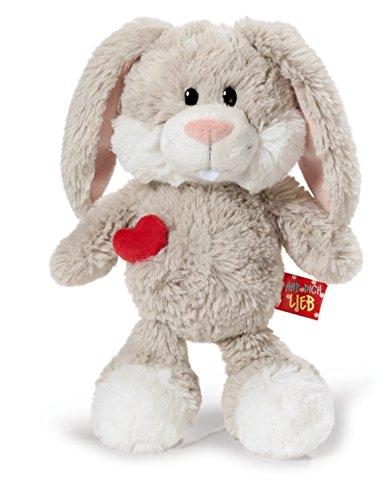 Nici 40161.0 - Love Hase mit Herz Hab Dich lieb 25 cm Schlenker