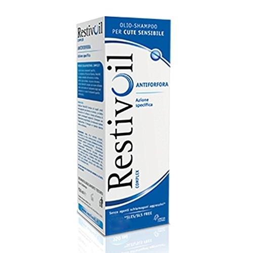Restivoil Complex shampoo antiforfora