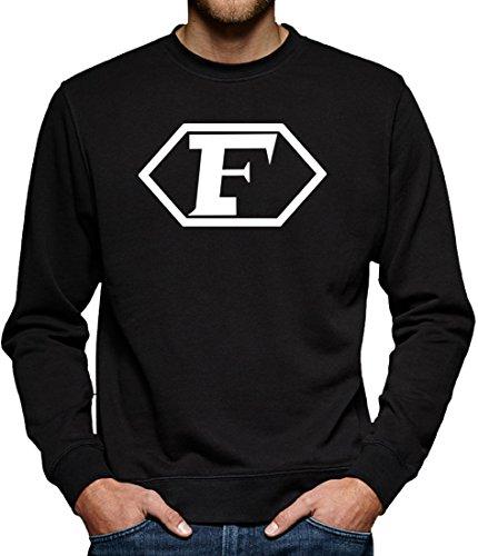 TLM Captain Future Logo Sweatshirt Pullover Herren XXXXL (Roboter Kostüm Moderne)