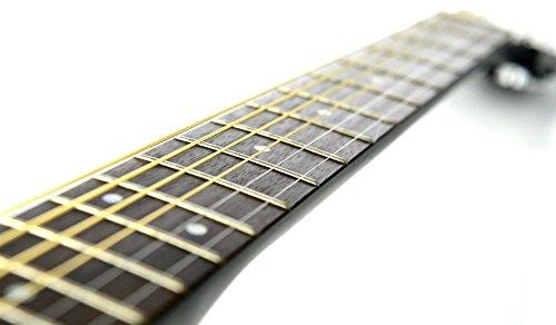 Yamaha F370 Akustikgitarre schwarz - 4