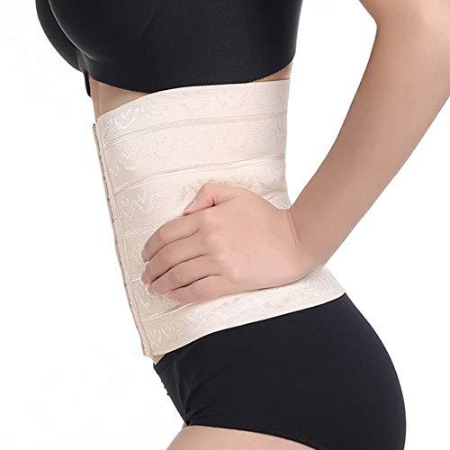 Cintura Dieta Cuerpo Slim Shaper Posparto Recuperación Cinturón de corsé transpirable Mujeres cómodas Cintura Brace Brace Soporte