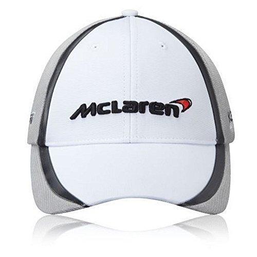 mclaren-mercedes-unisex-vera-2014-kevin-magnussen-testa-indossare-cappello-nuovo