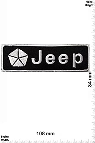 Patches - JEEP - Cars - Motorsport - Racing Car