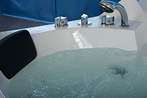 Vasche Da Bagno Easy Life Prezzi : Vasca idromassaggio easylife angolare con cromoterapia