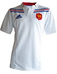 Maillot XV DE France - Collection officielle Adidas - Rugby Equipe de France - Taille adulte Homme