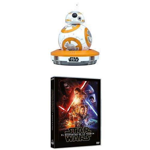 Pack Sphero BB-8, robot electrónico + Star Wars: El Despertar De La Fuerza...