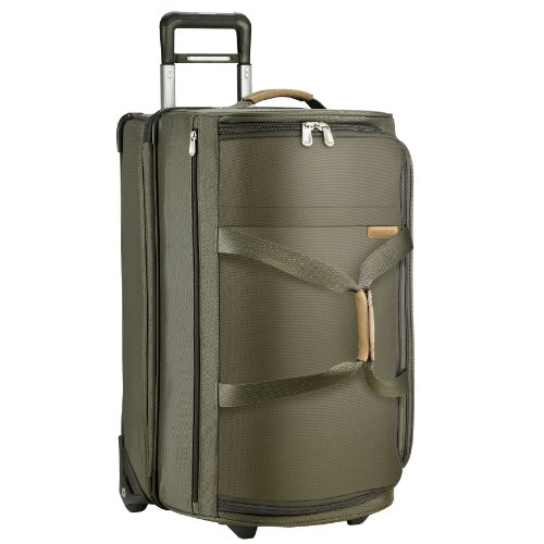 briggs-riley-baseline-medium-upright-duffle-68cm-912-litres-olive-reisetasche-69-cm-liters-grun-oliv