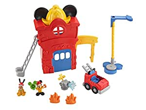 Mickey Mouse Mickey's Funny Firehouse