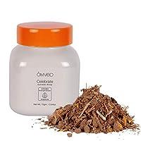 Omved CELEBRATE - Mangal Utsav Ayurvedic Sambrani Dhoop Powder/Bakhoor - 100% Natural & Non-Toxic Ayurvedic Blend, 75g