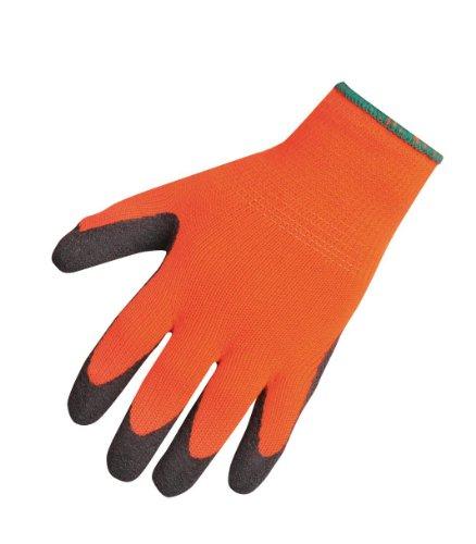 Portwest Thermal Grip Glove Size XL /Size 10 Orange Single Pair