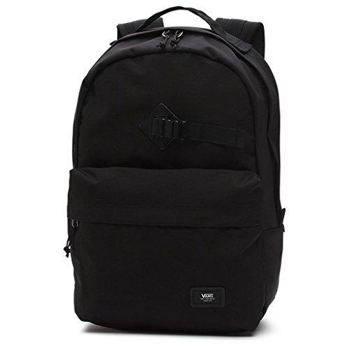 Imagen de vans old skool travel backpack  tipo casual, 46 cm, 26 liters, negro black