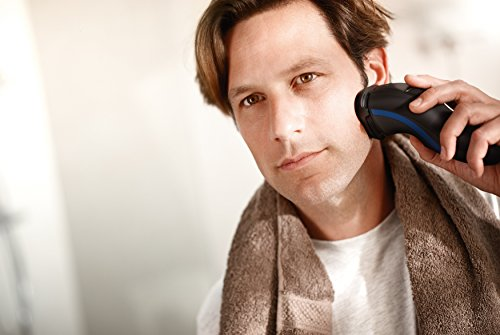 Philips Series 1000 Dry Men's Electric Shaver S1510/04 with Pop-Up Trimmer