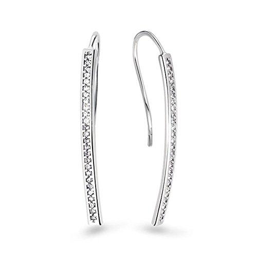 eudora-women-modern-long-curved-wire-crystal-threader-earrings-18k-white-gold-filled