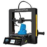 ELEGOO Stampante 3D NEPTUNE Stampante 3D FDM Full Metal Prusa i3 Formato di stampa...