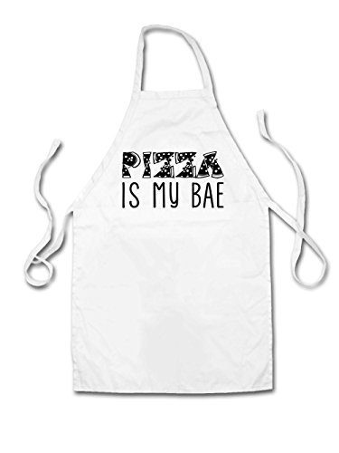 pizza-is-my-bae-unisex-tablier-pour-adulte-blanc-une-taille
