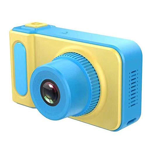 KOBWA Kinder Digitalkamera Mini 2 Zoll Bildschirm Kinder Kamera für Jungen Mädchen Geschenke Kinder Geburtstag Lernen Sport Kamera