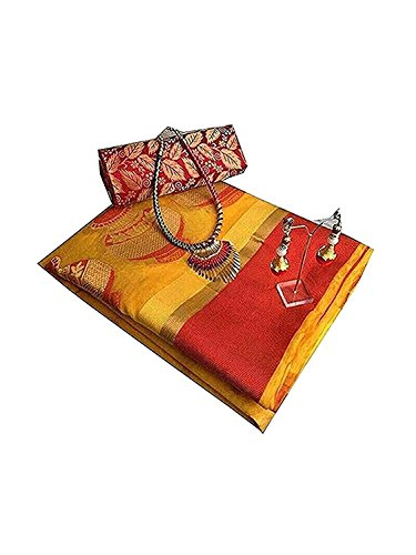 Sarees(Purvi Fashion Sarees For Women Party Wear Half Sarees Offer Designer Below 500 Rupees Latest Design Under 300 Combo Cotton Silk New Collection 2017 In Latest With Designer Blouse Beautiful For