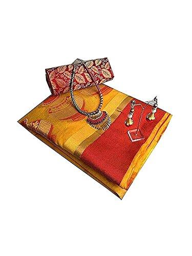 Sarees(Purvi Fashion Sarees For Women Party Wear Half Sarees Offer Designer Below...
