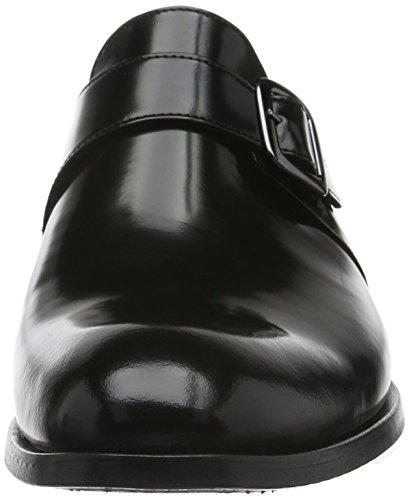 Karl Lagerfeld Mens Gregory Slipper Black (nero 90)