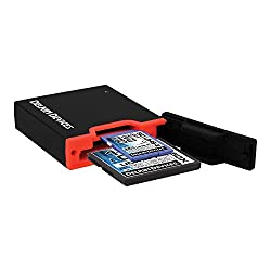Delkin USB 3.0 Dual Slot SD UHS-II and CF Memory Card Reader (DDREADER-44)