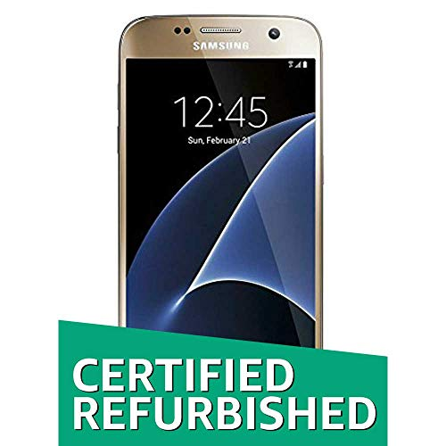 (Certified REFURBISHED) Samsung Galaxy S7 (Gold-Platinum, 32GB)