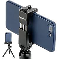 Ulanzi Eisen ST-02s Aluminium Smartphone Stativ Standfuß Adapter Vertikale Aufnahme für iPhone X 8 plus Samsung Mobile Stativ