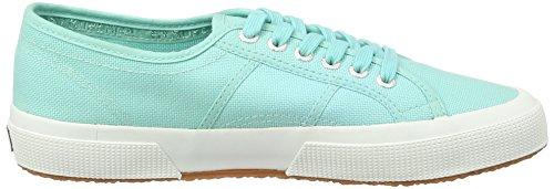 Superga 2750 Cotu Classic, Sneaker Basse Unisex - Adulto Verde (Green Aqua)