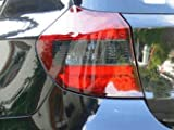 Original BMW Heckleuchten Rückleuchten Black Line 1er E87 vor Facelift