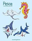 Pesce Libro da Colorare per Bimbi