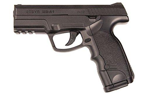 Pistola semiautomatica airsoft Steyr M9-A1 6mm Co2. 2 Julios de potencia.