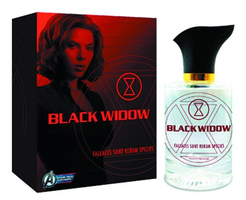 The Avengers Black Widow Marvel Perfume 50 (Black Widow Aus Avengers Kostüme)