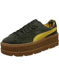 lowest price c4b9d 3ff96 SHOES PUMA x FENTY RIHANNA CLEATED CREEPER SUEDE WOMENS