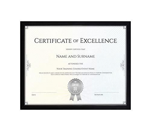 BD ART A4, 21x 30cm Documentos, Certificado, MDF