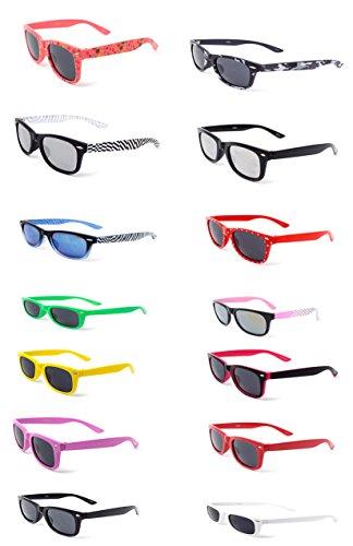 Childrens Classic Sunglasses UV400 Protection Unisex