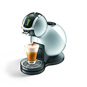 NESCAFÉ EDG626.S Dolce Gusto Melody Iii 15 Bar Coffee Machine, Play and Select System by Delonghi - Silver