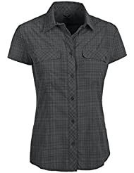 SALEWA Damen Bluse Kitaa 2.0 Dry W Short Sleeve Shirt