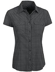 SALEWA Damen Bluse Kitaa 2.0 Dry W Short Sleeve Shirt
