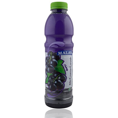 Mala's Crush - Black Currant, 750ml Bottle