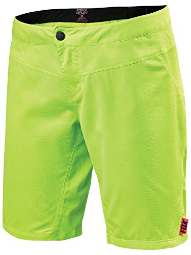 Fox Short Ripley Jaune fluo
