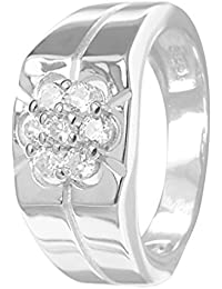 Vishal Jewellers Precious Silver Designer Ring For Women