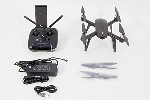 Walkera 15004580 - Aibao FPV 4K Quadrocopter RTF Schwarz - FPV-Drohne mit 4K UHD-Kamera, F8-Fernsteuerung, Akku, Ladegerät und App-Game - 2