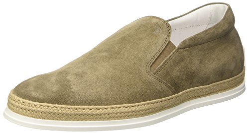 Tod's Xxm0tv0k900re0c405, Sneakers basses homme Multicolore (Torba/Naturale/Bianco)