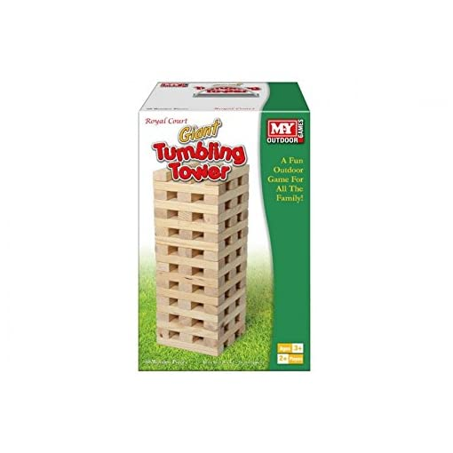 MY-Outdoor-Spiele-Giant-Tumbling-Tower-Familie-Garten-Spiele KT M.Y Outdoor Spiele – Giant Tumbling Tower – Familie Garten Spiele -