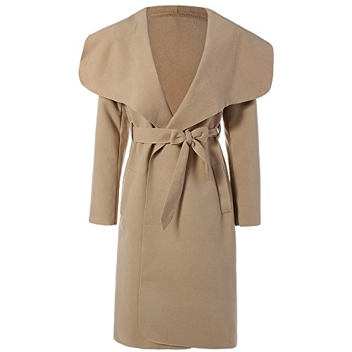 zaful-women-open-front-belted-shawl-collar-duster-coatkhaki-2xl