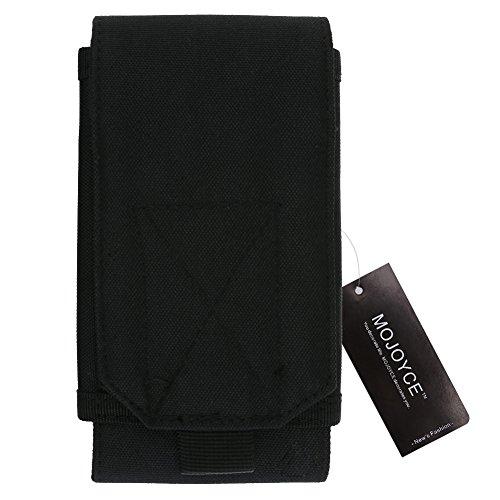 Broadroot universale copertura della mini 1000D impermeabile gancio marsupio borsa per cellulare torcia Outdoor viaggiare Tools, ACU Camouflage Black
