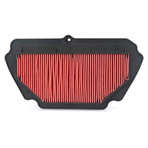 sourcingmapr-red-black-motorcycle-air-intake-filter-cleaner-32cm-x-17cm-x-3cm