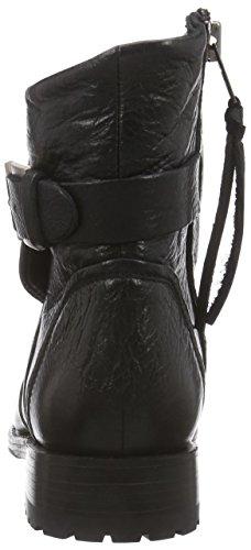Blackstone Kl85.blk, Bottes Motardes Femme Noir (Black)