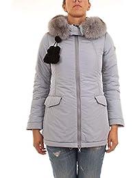 Amazon.it  peuterey - Grigio   Giacche e cappotti   Donna  Abbigliamento 4bc9eb6f833