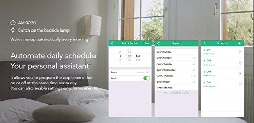 Sigma Casa Smart Power Kit – Einstieg für Smart-Home Haus-Automatisierung mit Smart Gateway und 2x Smart Power Plug – intelligente Steckdose (Messung Energieverbrauch) als Zeitschaltuhr oder zur Fern-Steuerung Ihrer Haushaltsgeräte - 7